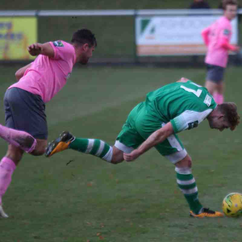 Leatherhead 2 Enfield Town 0 (25.11.2017)