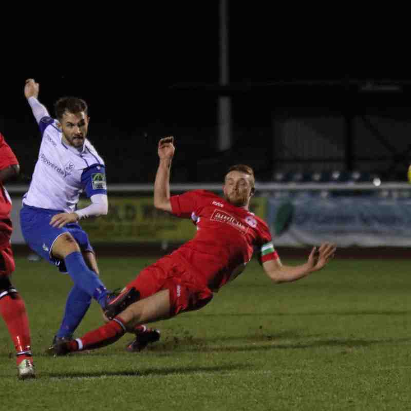 Enfield Town 4 Chipstead 3