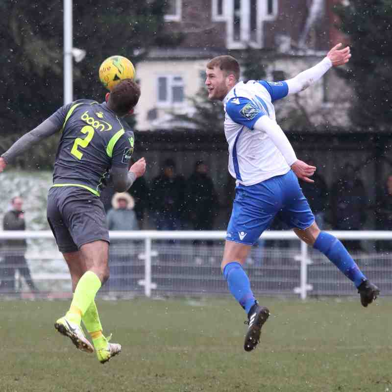 Enfield Town 3 Staines Town 4 (17.03.2018)