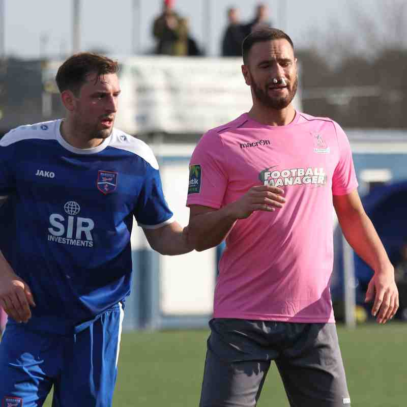 Margate 1 Enfield Town 1 (24.03.2018)