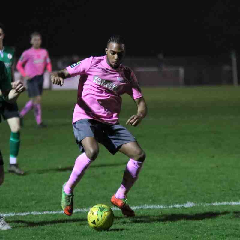 Burgess Hill Town 2 Enfield Town 4 (10.04.2018)