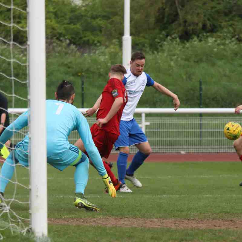 Enfield Town 0 Worthing 1 (21.04.2018)