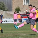 Adams double boosts Town