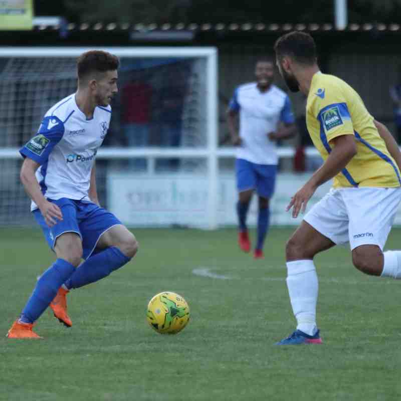 Enfield Town 2 Bishop's Stortford 1 (14.08.2018)