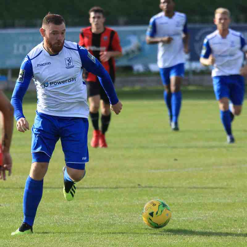 Lewes 2 Enfield Town 2