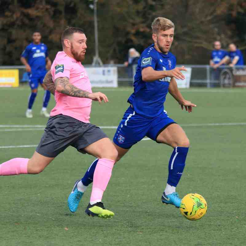 Margate 2 Enfield Town 1 (13.10.2018)