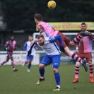 Enfield Town 0 Corinthhian Casuals 2