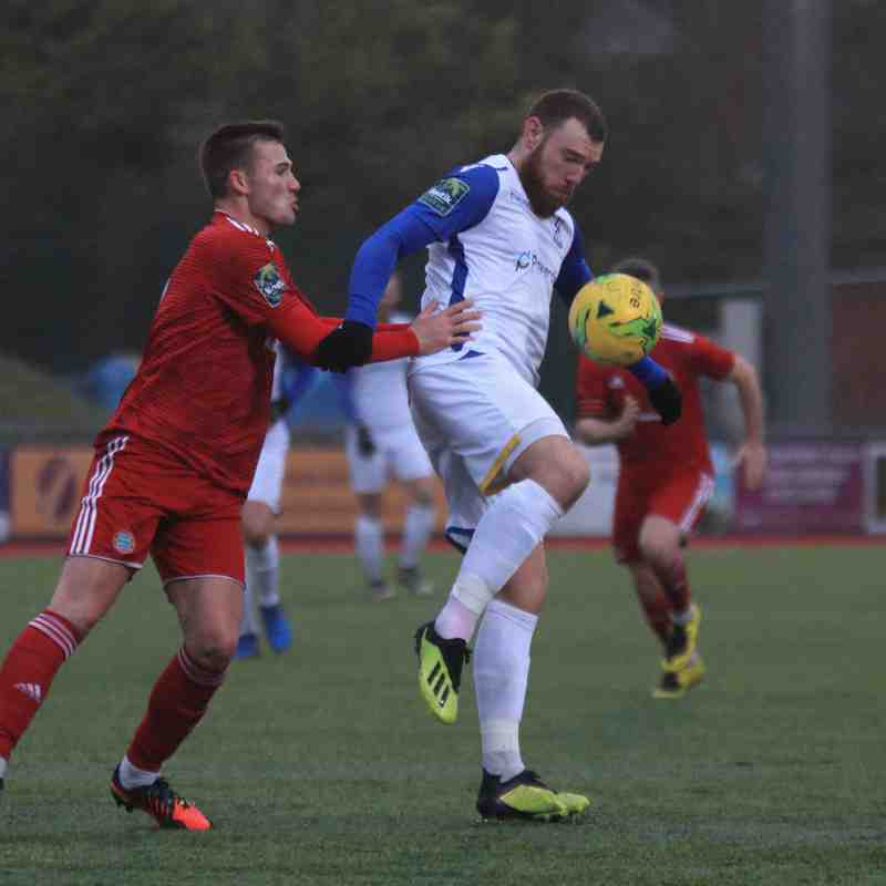 Worthing 0 Enfield Town 3 (26.01.2019)