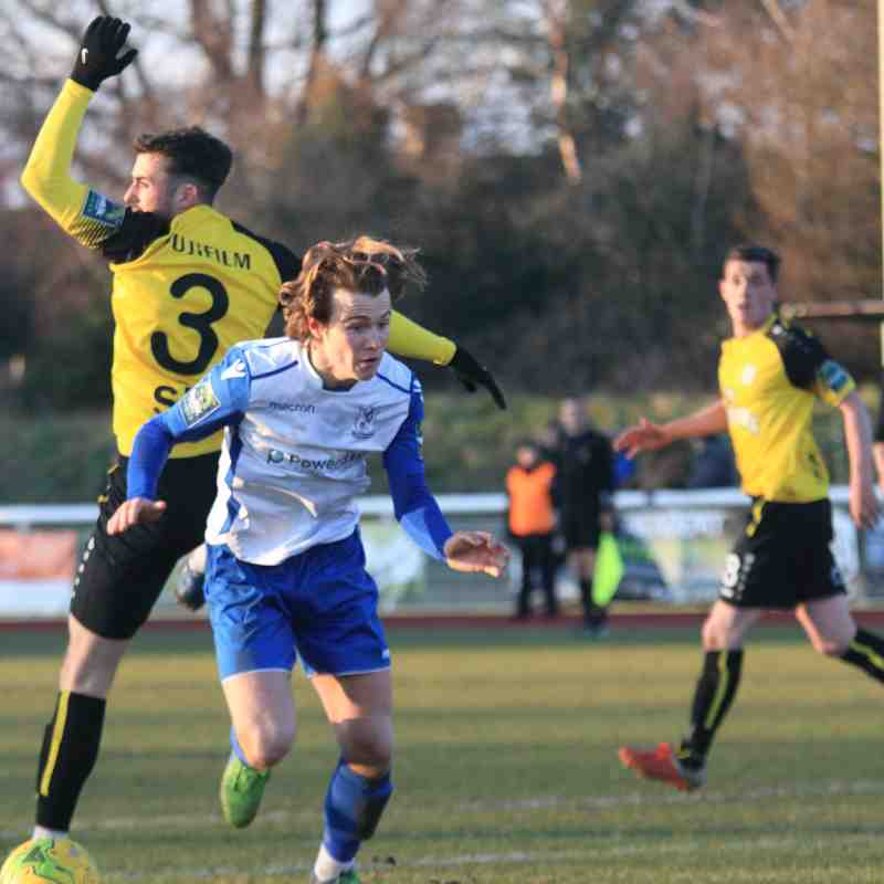 Enfield Town 4 Margate 0 (02.02.2019)