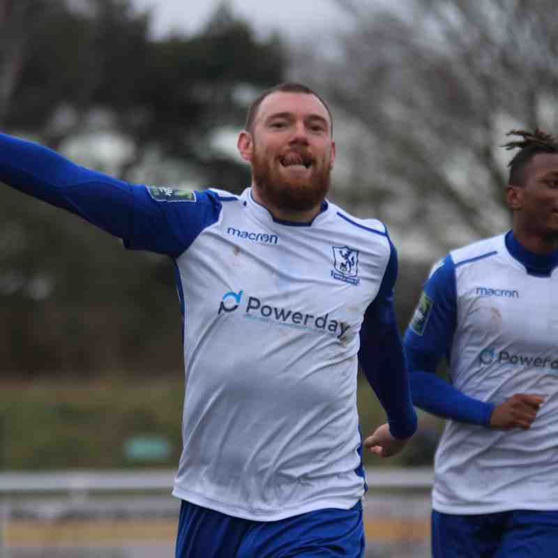 Enfield Town 3 Burgess Hill Town 1 (09.02.2019)