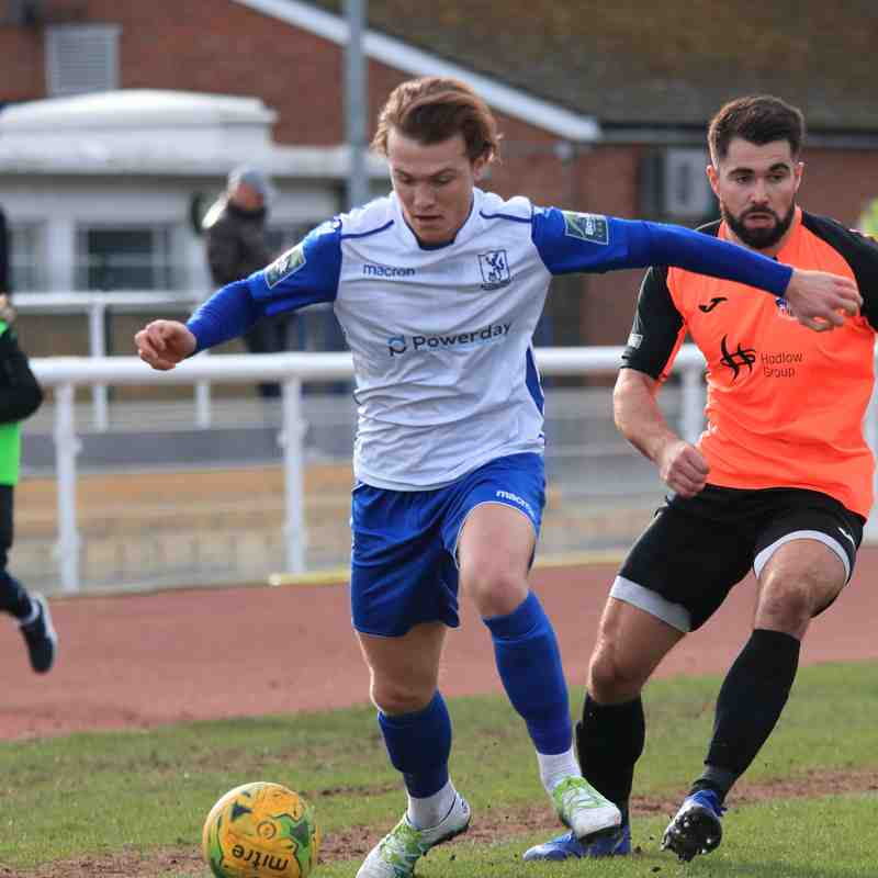 Enfield Town 0 Tonbridge Angels 0 (02.03.2019