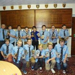 Tredegar RFC Under 13's