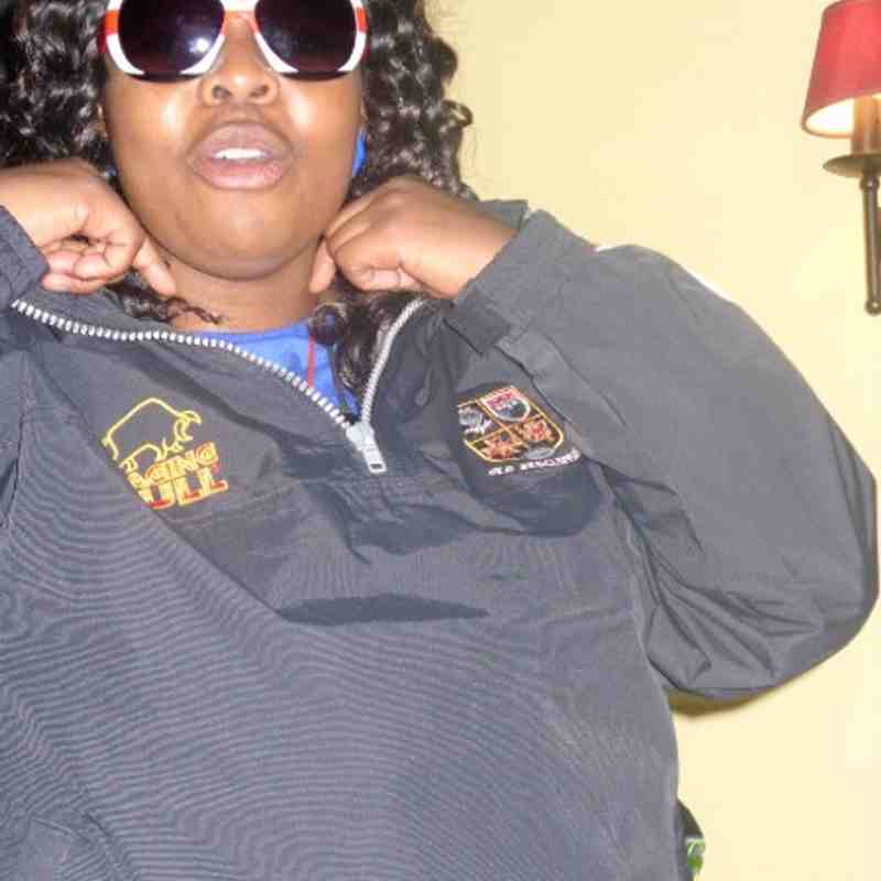 Menas Move to London and her new Jacket 2009