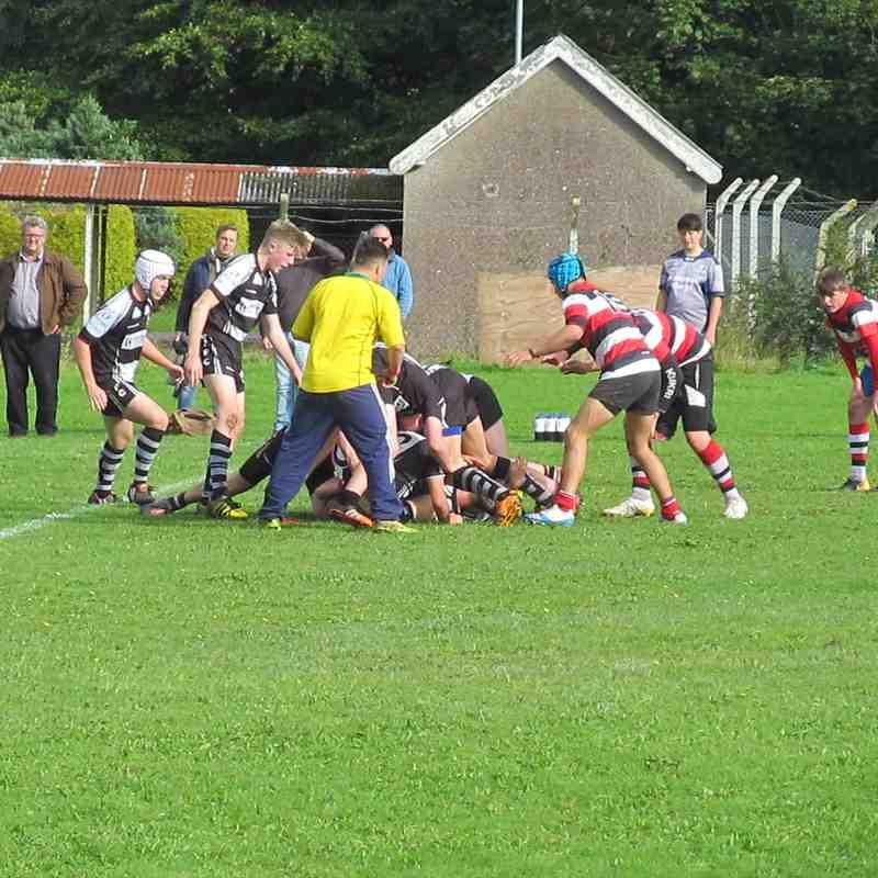 Wells U16 v Frome 08/10/17