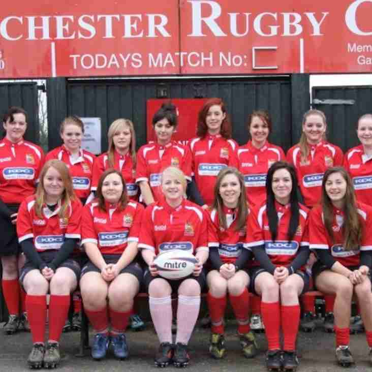 U18 Girls Rugby Presentations - Sunday 13th May