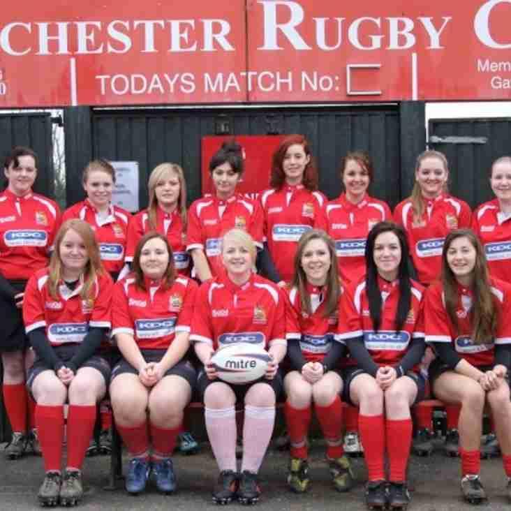 U18 Girls Rugby Presentations - Sunday 13th May