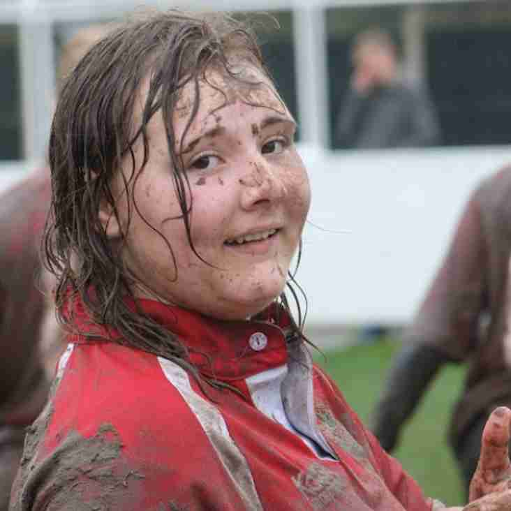 Rugby Is For Girls???
