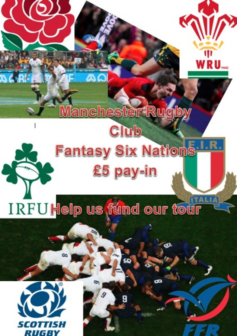 Six nations fantasy league it 39 s back news for League table 6 nations