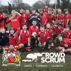 Crowdscrum Fundraising for Manchester U10s