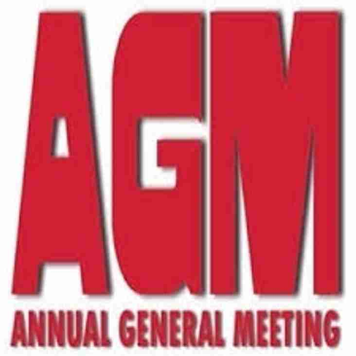 MRC Annual General Meeting 2018 *DATE CHANGE*