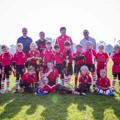 Focus on Manchester U8s