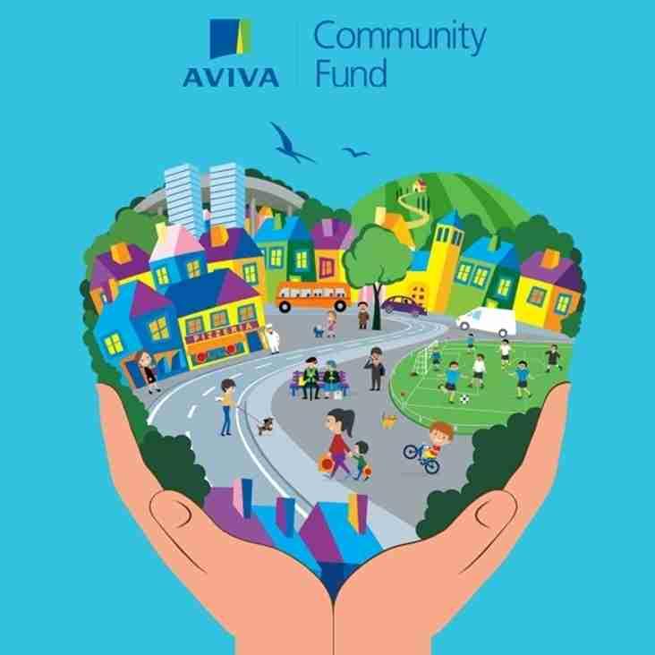 Aviva Community Fund - Vote Now