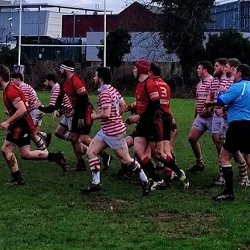 Oswestry 7 Manchester 45