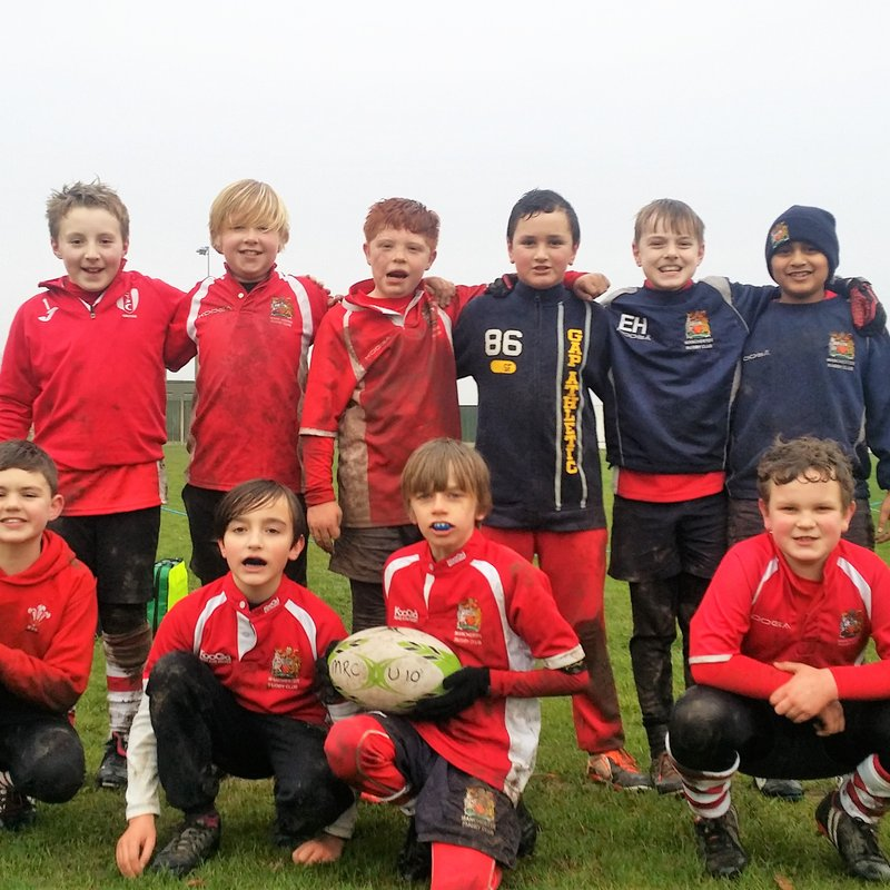 Focus on Manchester Under 10s Dragons