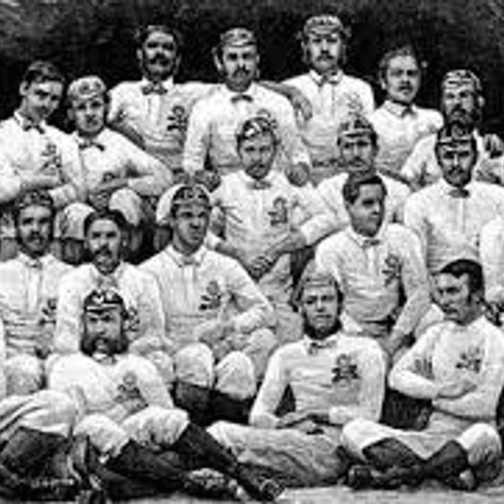 First Rugby International - 27th March 1871<