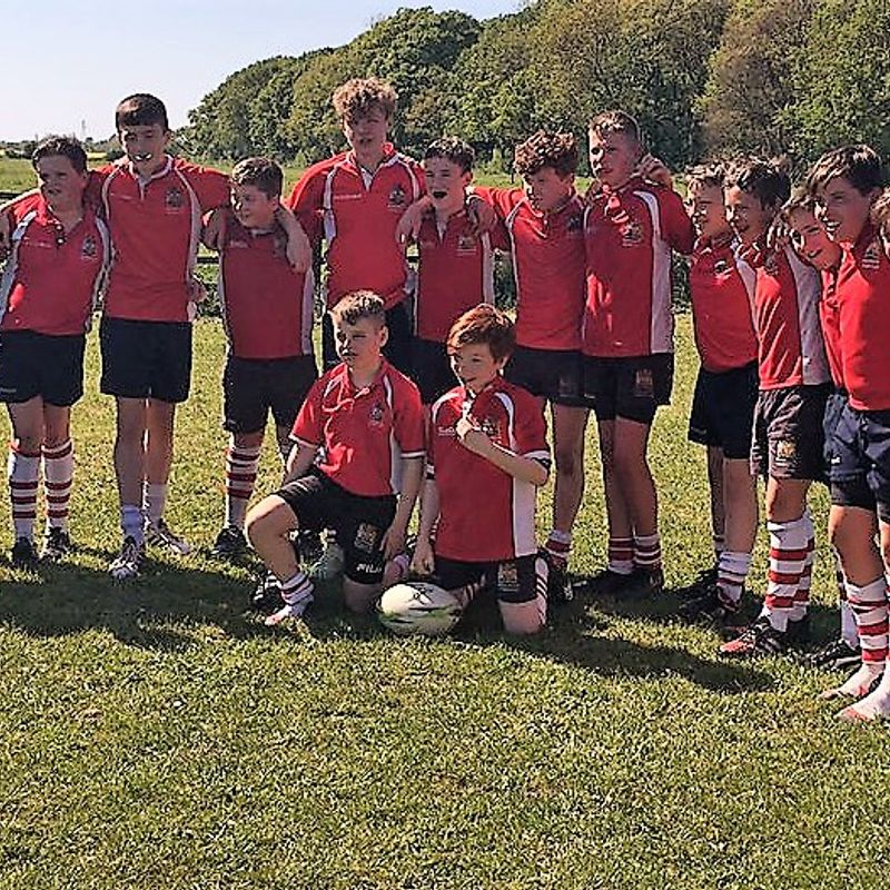 Under 12s Win Our Second Lancashire Cup