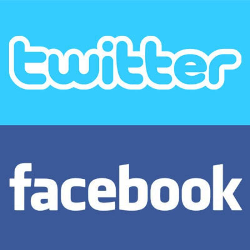 Club Twitter & Facebook Accounts
