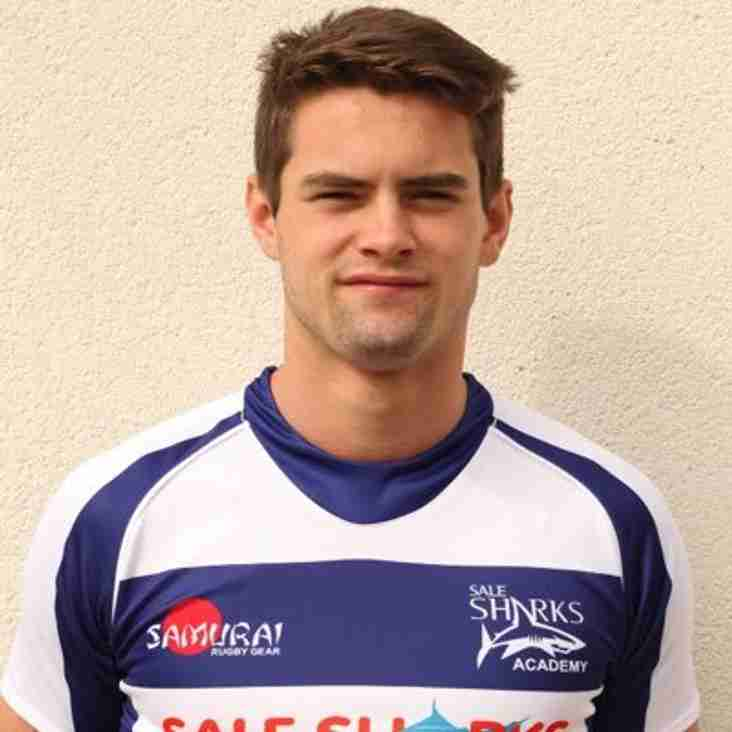 Luke James Selected for England U20s