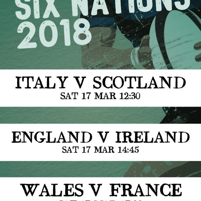 Six Nations Super Saturday
