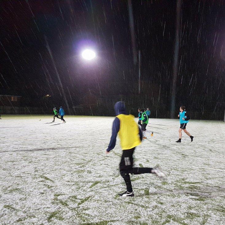 Winter Training<