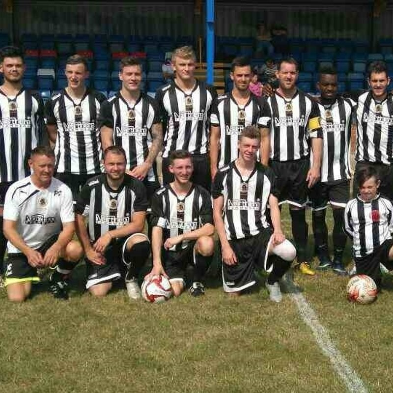 First Team lose to FC Bolsover 0 - 4