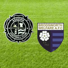Askern  4 - 1  Brodsworth