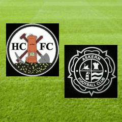 Harworth Colliery FC  v  Askern FC
