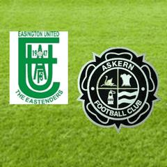 Easington United FC  v  Askern FC