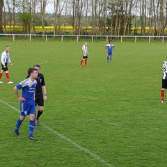 Thorne Colliery  v  Askern FC  12/05/2016