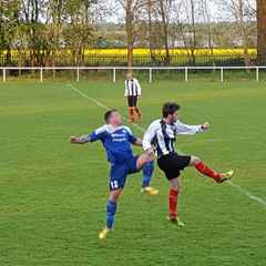 Thorne Colliery  0 - 2  Askern FC