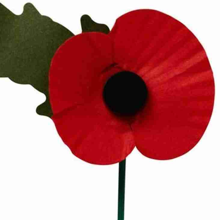 Thank you for supporting the Poppy Appeal