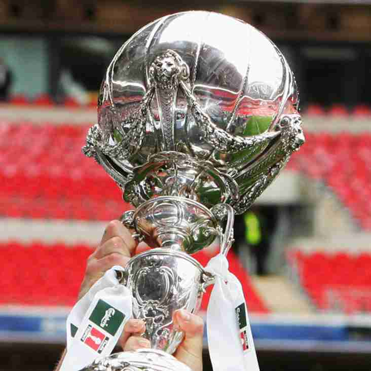 FA Trophy semi-final draw