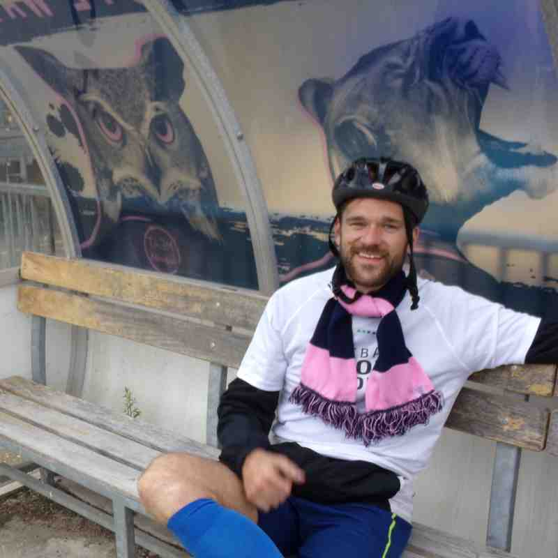 Football Beyond Borders cycling in!