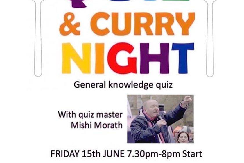 Quiz Night at the Copleston