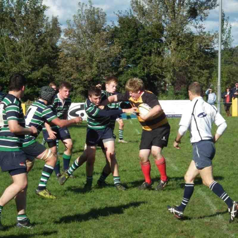 TRFC U18's vs Reading Abbey