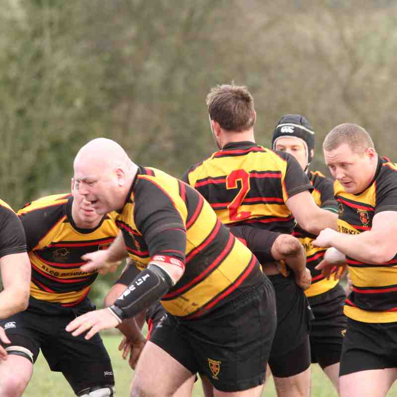 TRFC 2nd's vs Avonmouth RFC