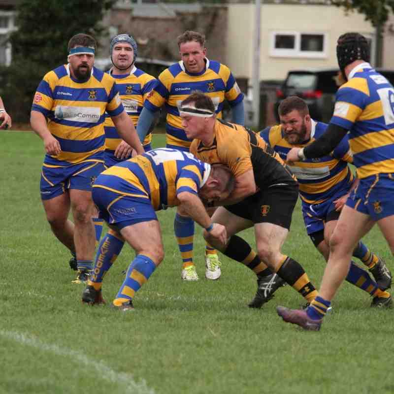 TRFC 1st's vs Clevedon