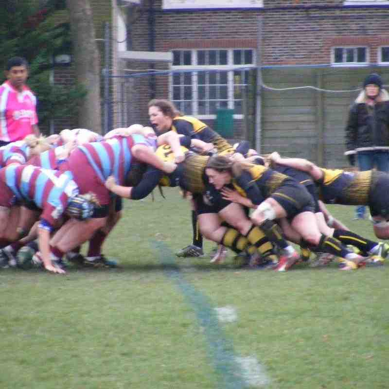 Wasps 2s vs Hove (H)