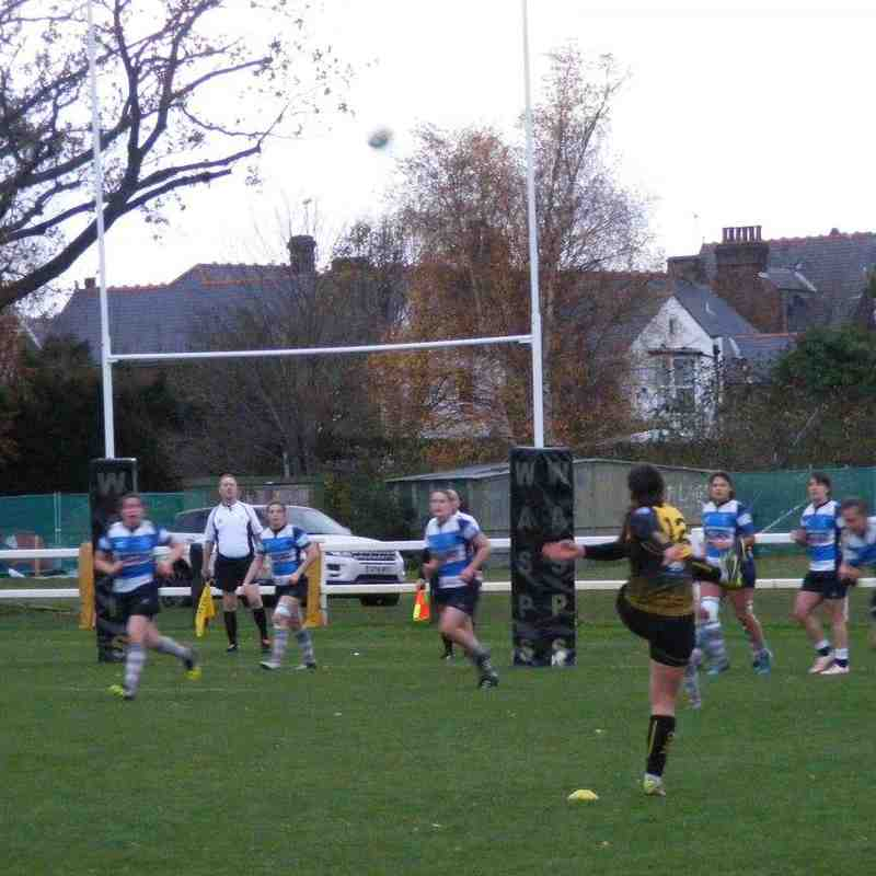 Wasps Vs DMP (H)