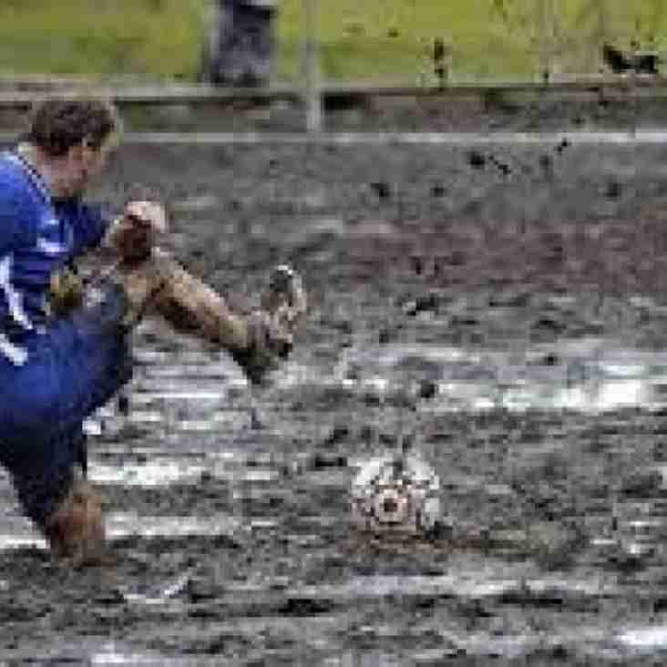 Tonight's Game Against North Leigh is OFF